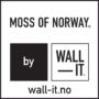 Moss of Norway by WALL-IT