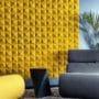 Lekre DIY korkfliser i 3D design hos Villa Tromsø