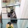 3D lydpanel på stue og kjøkken
