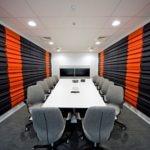 Suveren lyddemping på kontor med Soundtect