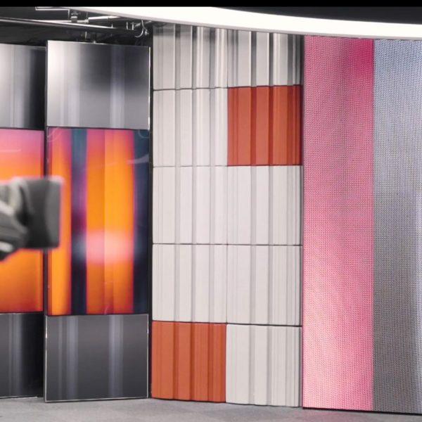 Lydplater hos nyhetskanalen TV2