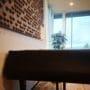 Blindeforbundet sitt kontor med lydplater