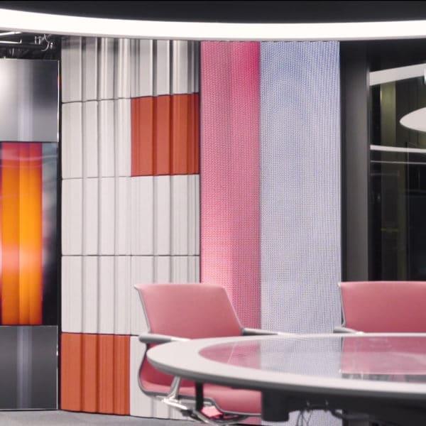 Lekre lydplater på TV2 Nyhetskanalen
