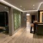 Lydabsorberende panel i moderne 3D design