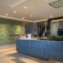 Lydplater i lekkert 3D design på kjøkken