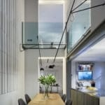 Soundtect akustikk panel på kjøkken