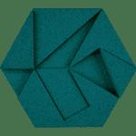 Hexagon Emerald