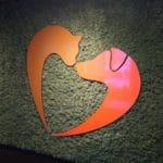 Dyreklinikken i kolbotn med mose logo