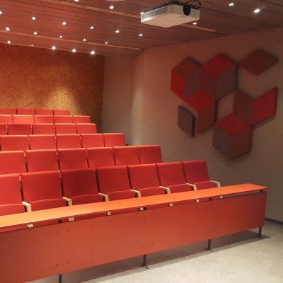 Interiør auditorium