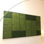 Mose bilde i nydelig grønn farge