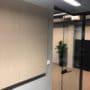 A-klasse akustikkpanel på kontoret til Cibes