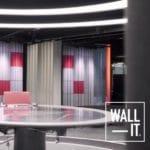 Flotte Lyd absorbenter hos TV2